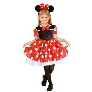 コスプレ Child Minnie(ミニー) Todサイズ